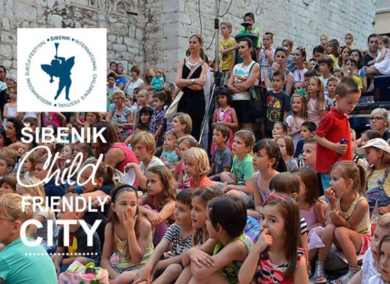 International Children's Festival in Šibenik_Croacia