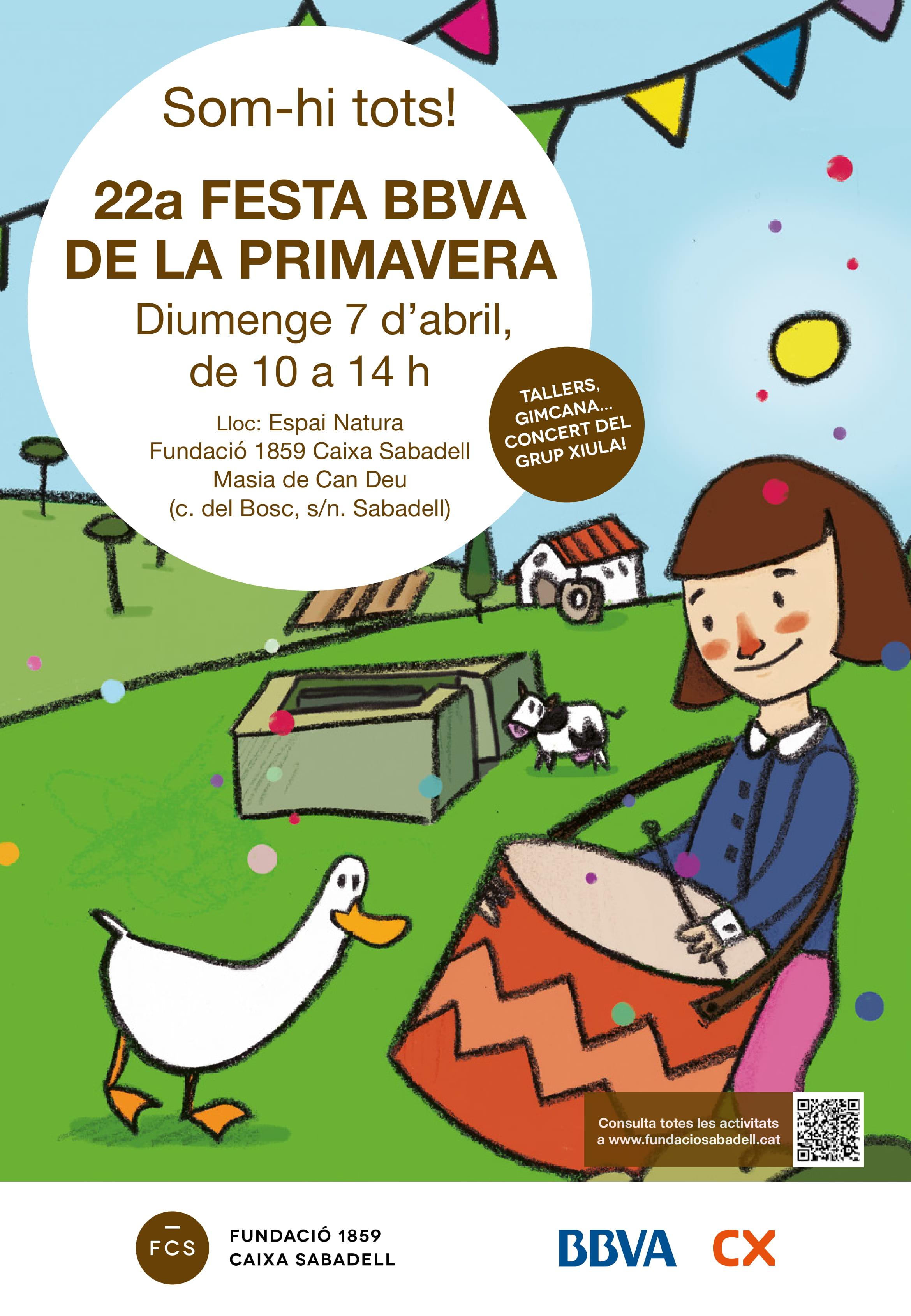 Festa de la Primavera - Masia Can Deu - Sabadell
